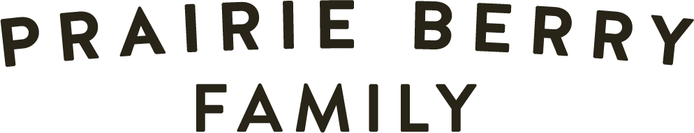 Prairie Berry Family Logo